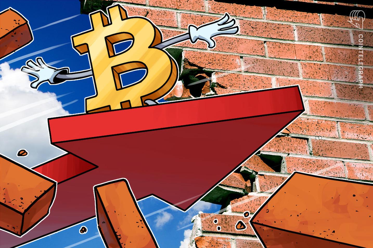 Mercados de cripto registram poucos ganhos, já que a maioria das principais moedas está caindo