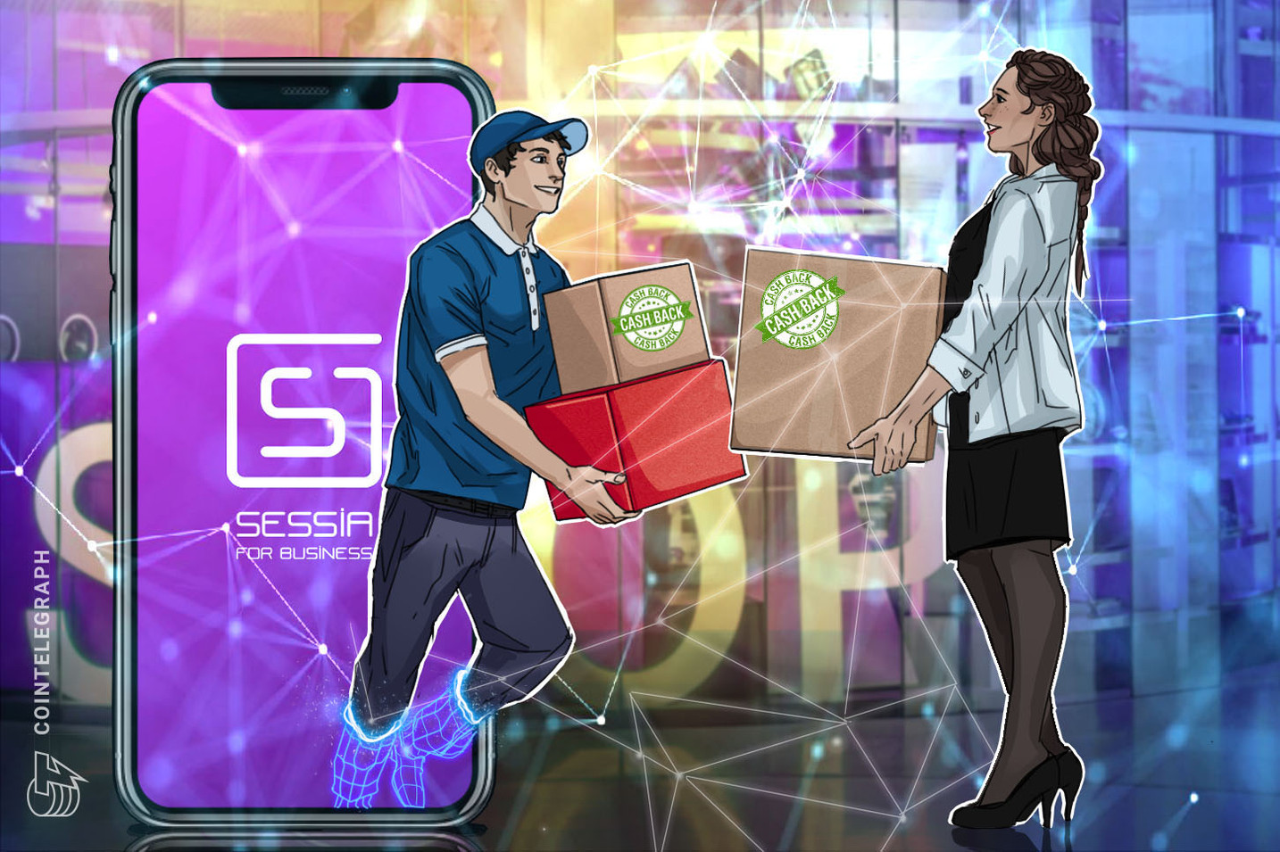 Blockchain-Based App Gives Firms an Alternative to Pricey Online Ads