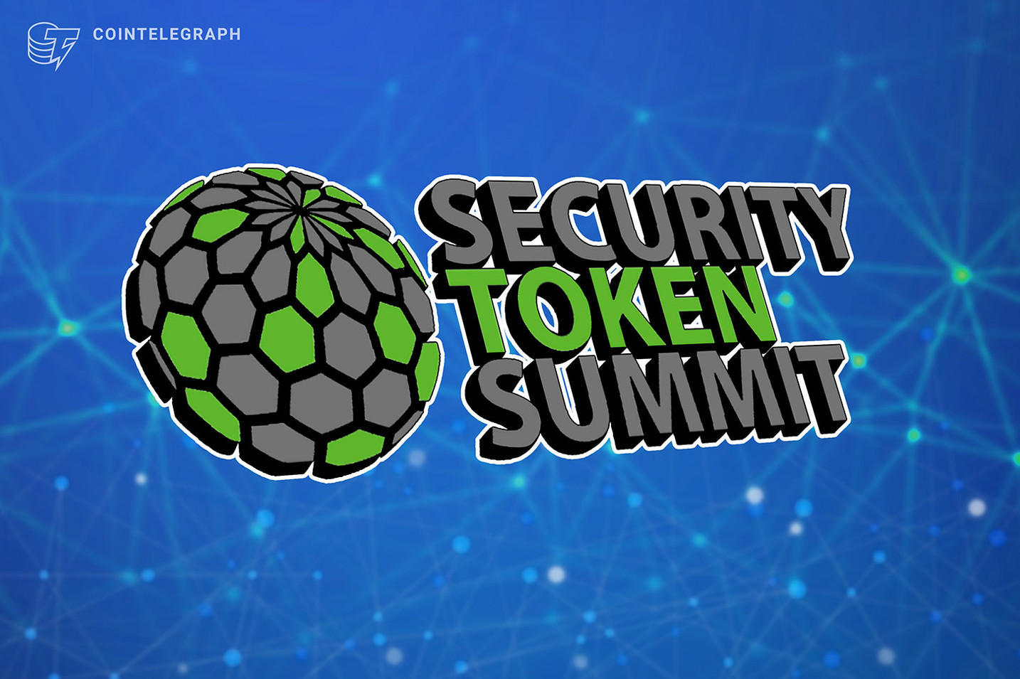 Join the largest gathering of Security Token experts on March 25