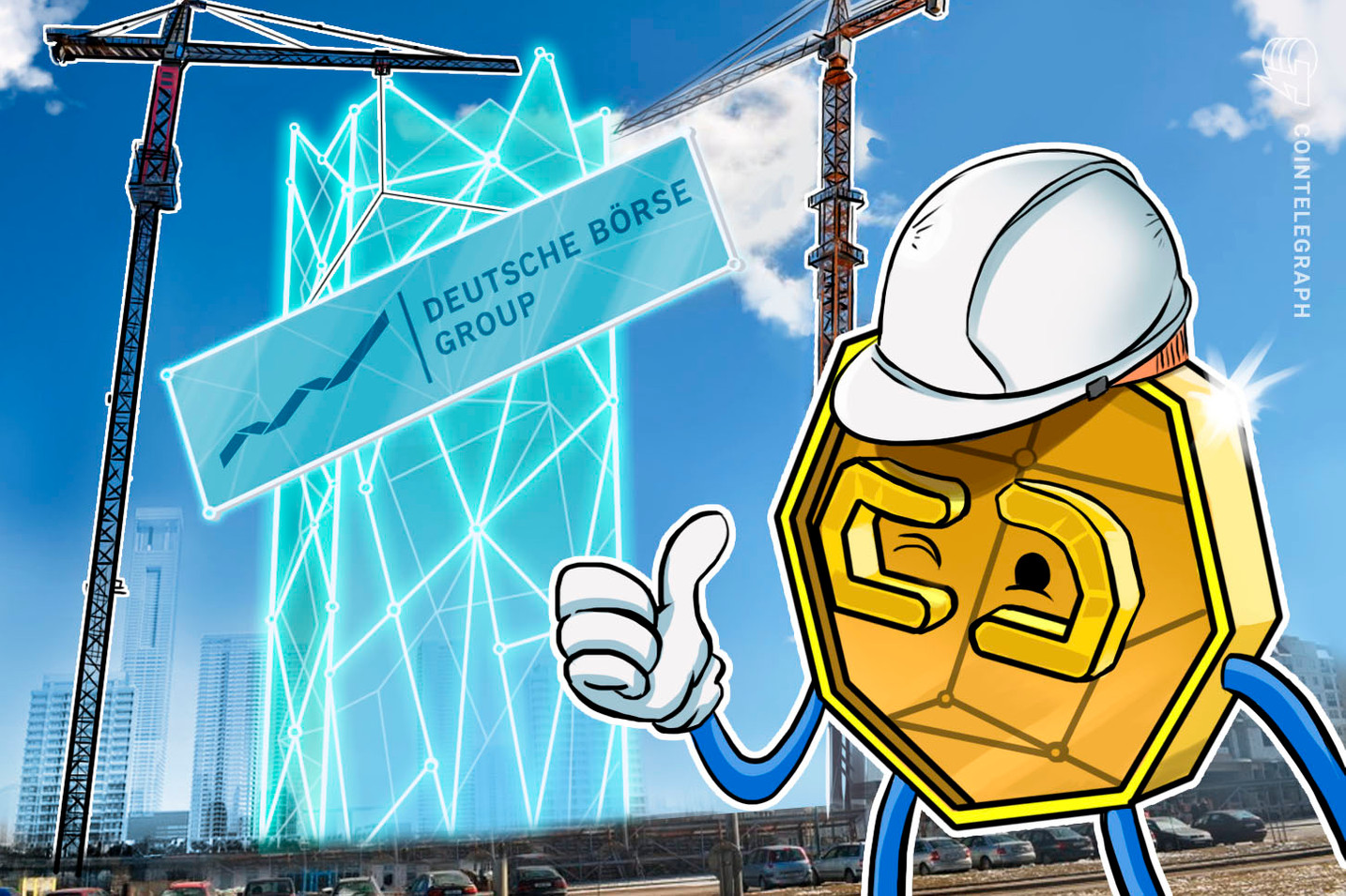 Deutsche Boerse Establishes Centrally-Steered Unit Dedicated to Blockchain, Crypto Assets