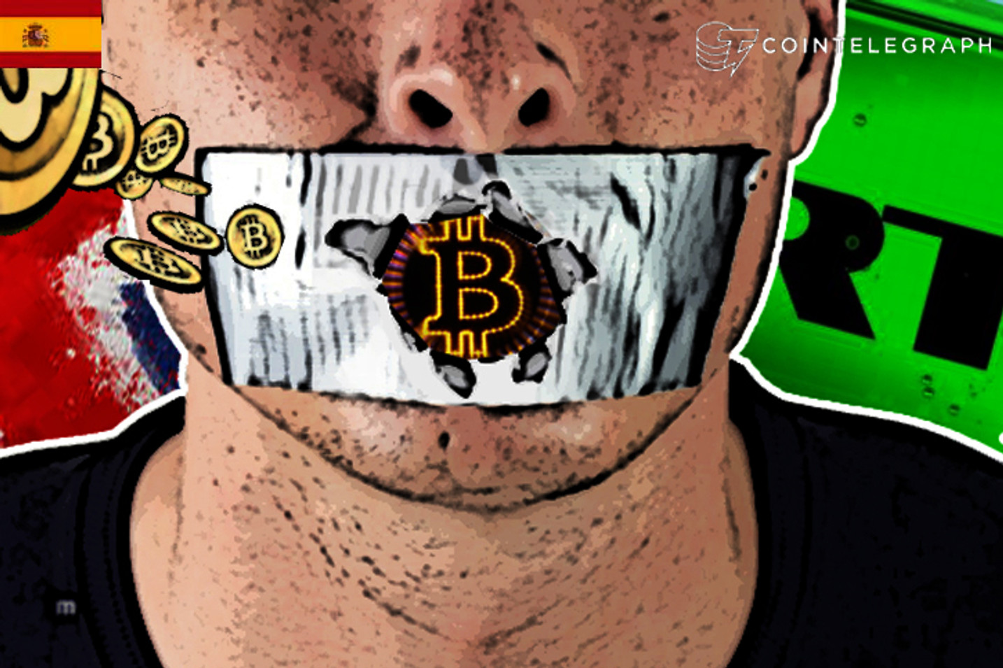 Bitcoin contra la censura financiera