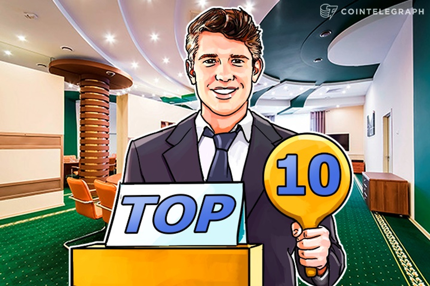 The Blockchain Revolution: 10 European Fintech Startups to Watch in 2016