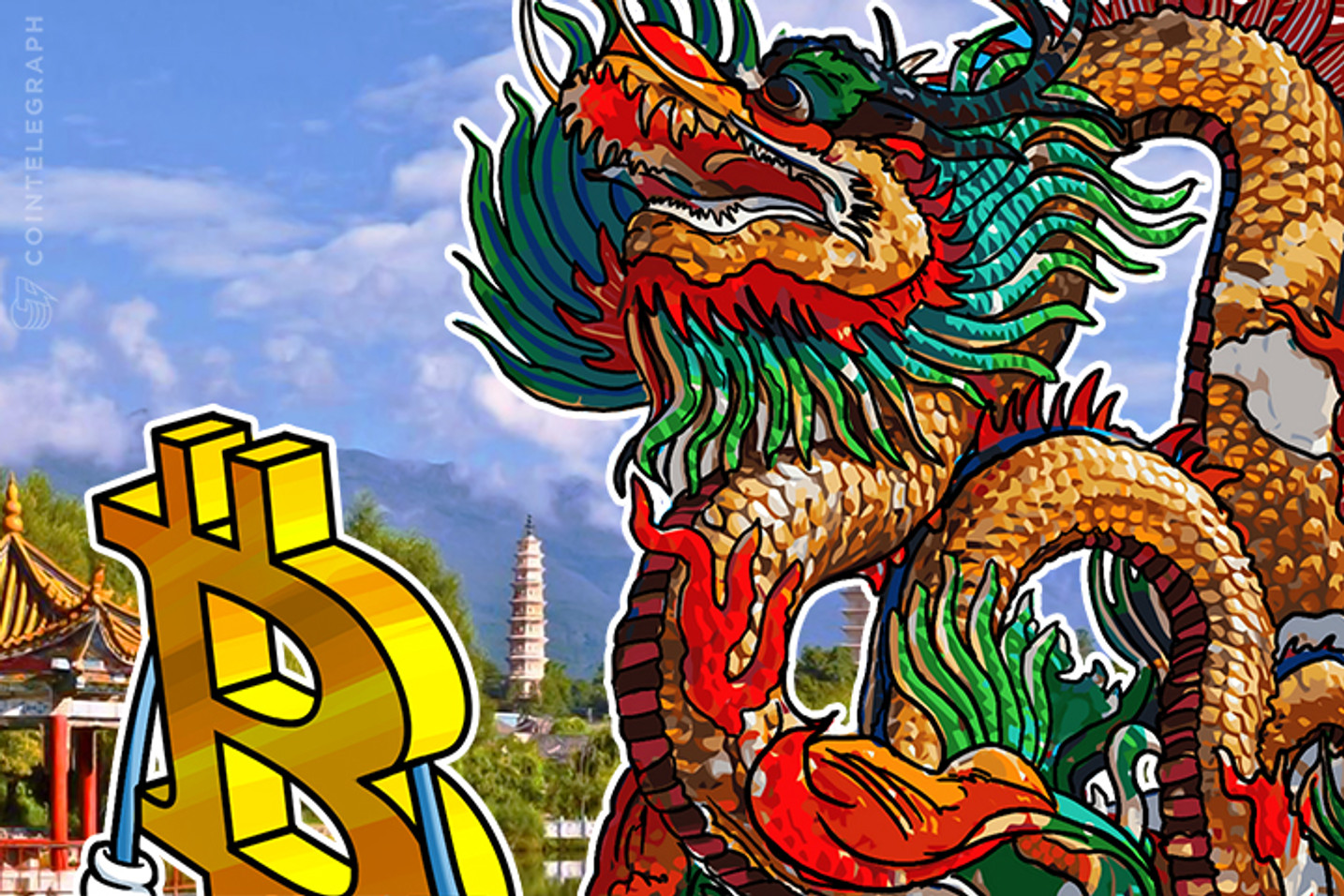 China's Central Bank Not Backing Bitcoin as Currency