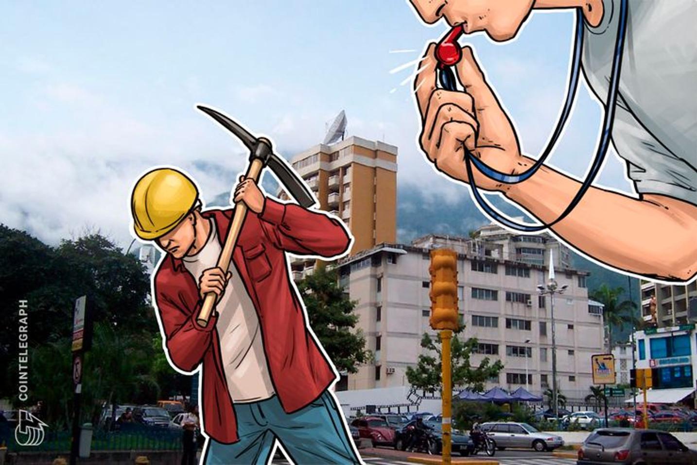 Anthony Pompliano: El gobierno de Venezuela admitirá que tiene instalaciones de minería de Bitcoin
