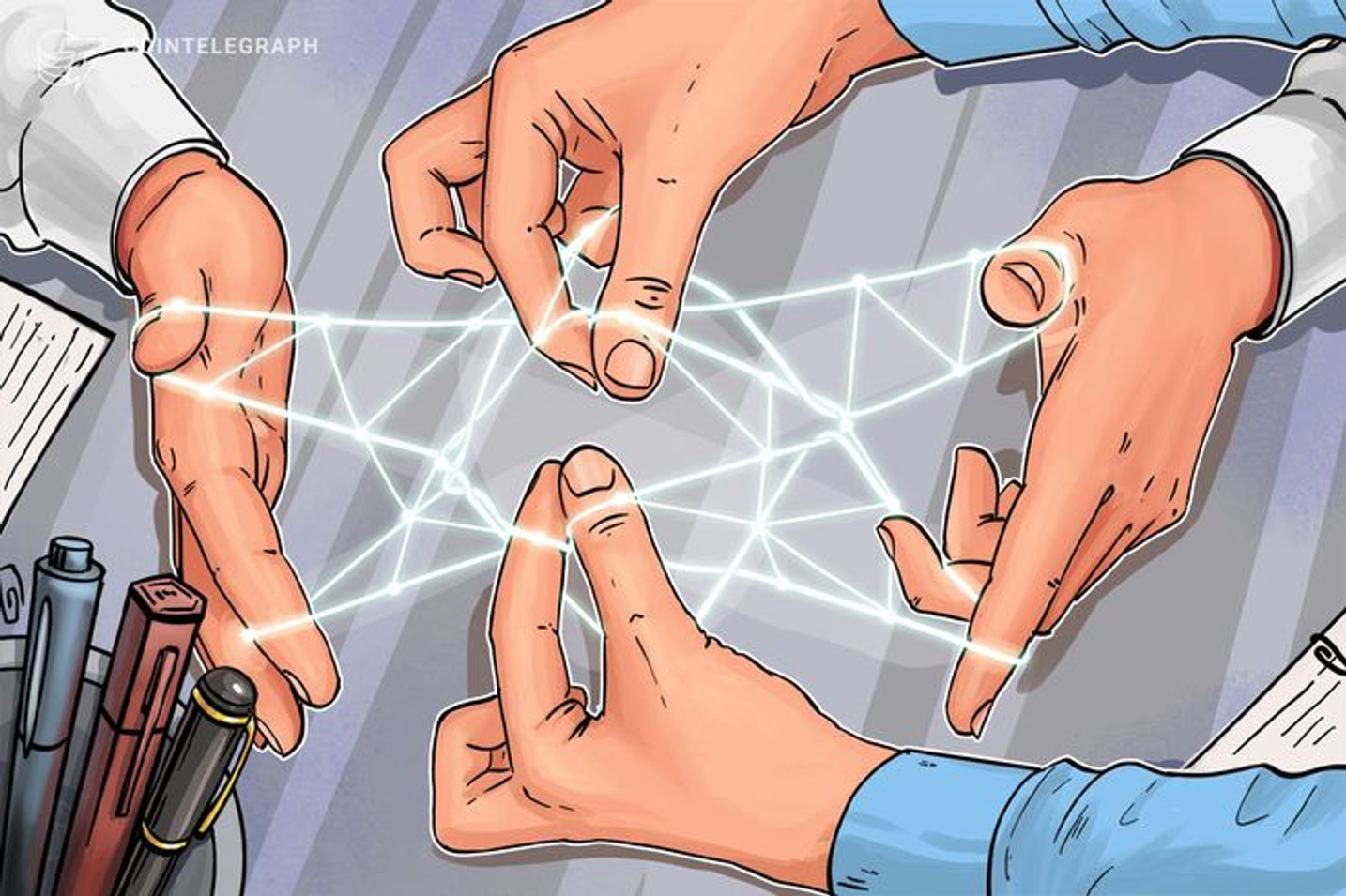 Blockchain-Netzwerk für Inhalte: Wiener Startup veröffentlicht Alpha-Version