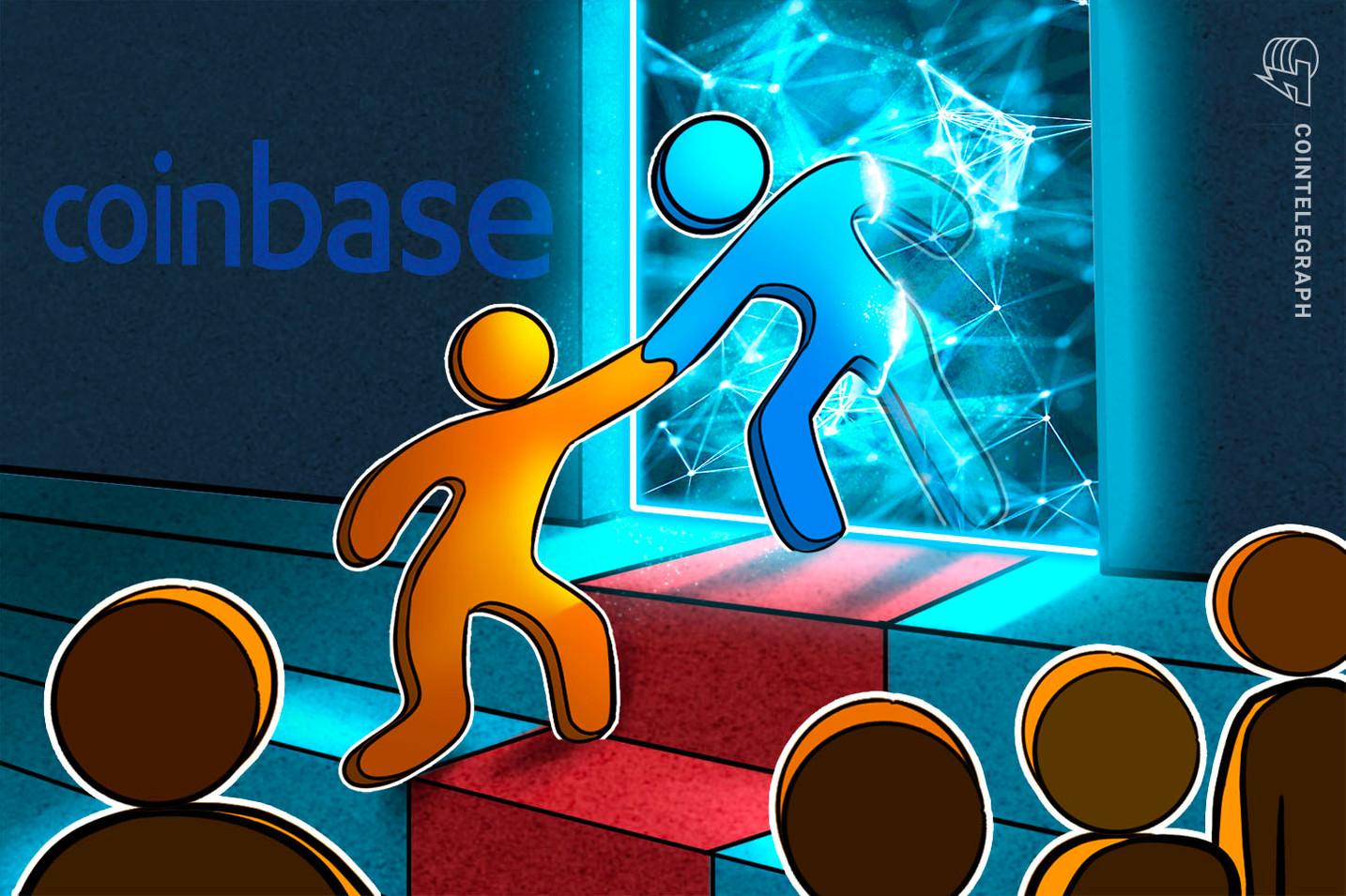Coinbase registrou 8 milhões de novos usuários no ano passado