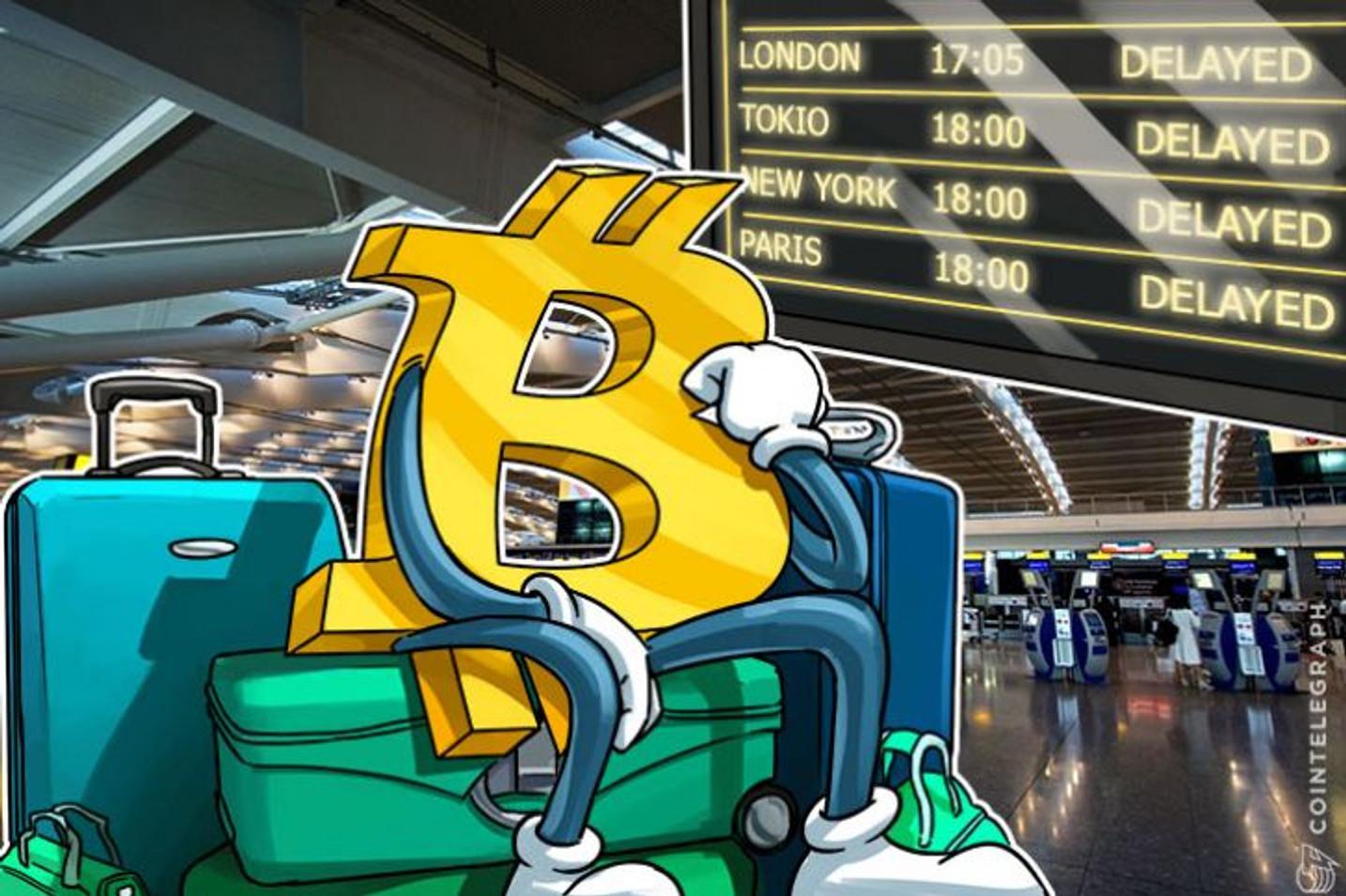 Bitkoin neće biti rasprostranjen zbog regulatorne neizvesnosti