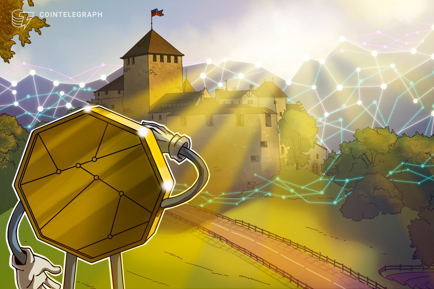 Liechtenstein-Based Crypto Fund Manager Receives Backing from Dubai Royal