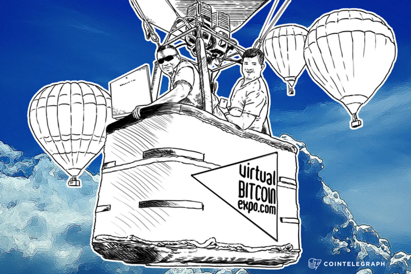 Bitcoin Virtual Expo 2015: The Revolution Will Not Be Centralized