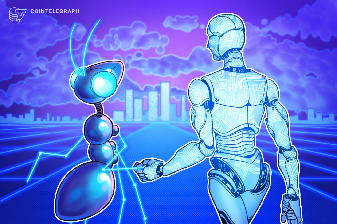 Cómo la inteligencia artificial puede mejorar las plataformas basadas en blockchain