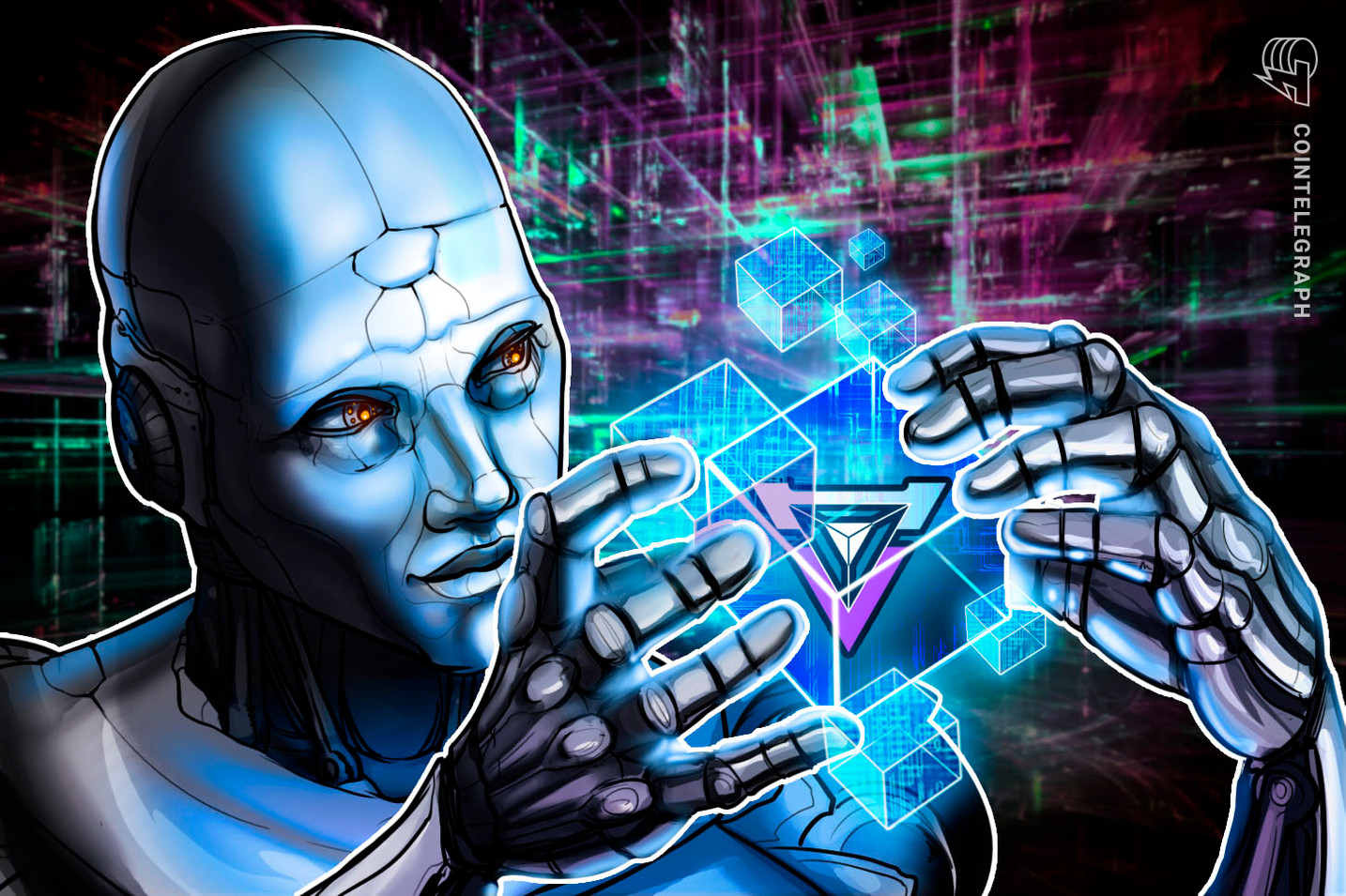 Self-Learning Blockchain Only Creates Blocks When They Are Needed