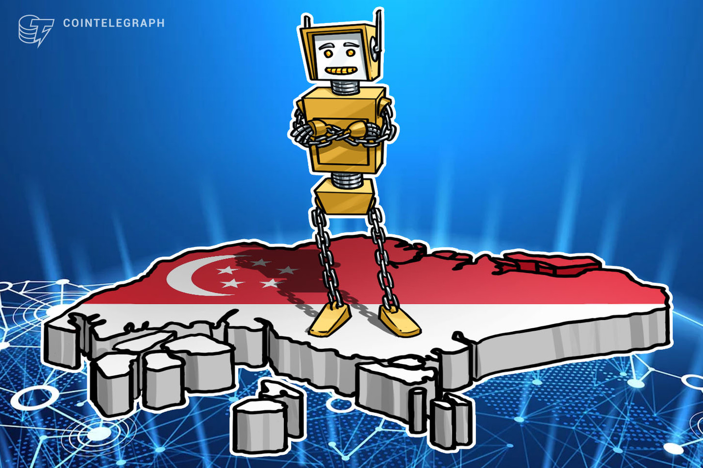Singapore: Gov't Owned CrimsonLogic Launches Global Cross-Border Blockchain Platform
