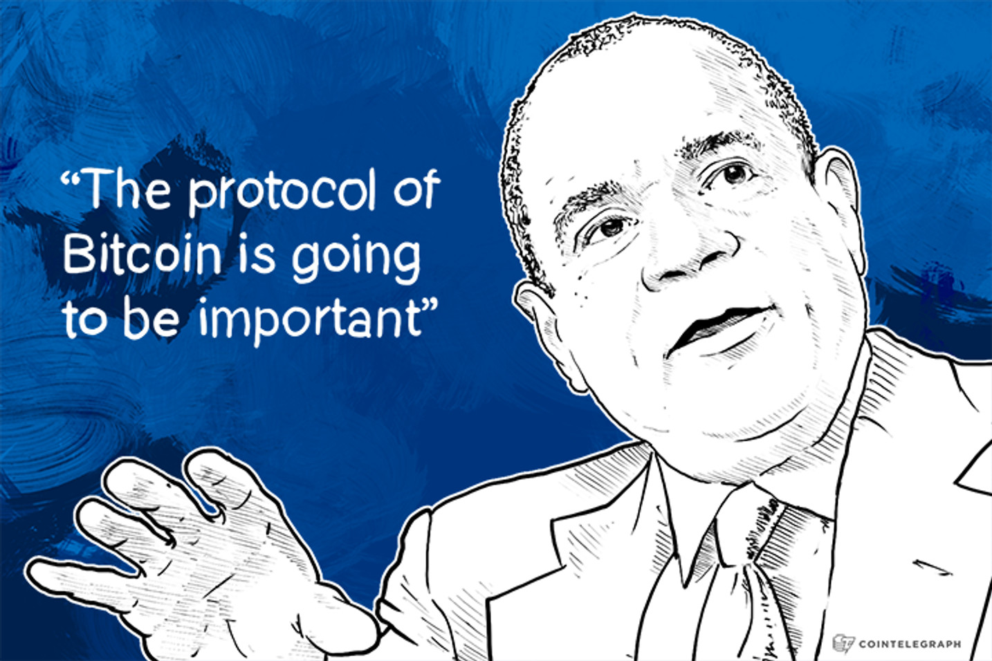 American Express CEO Sees 'Importance' of Bitcoin