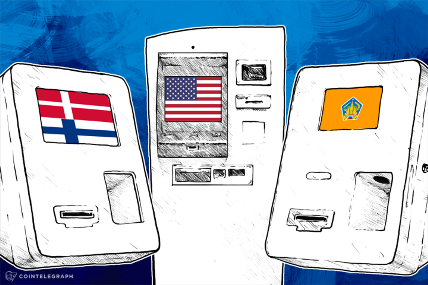 Newly Launched BTMs: Nordic Countries, Indonesia, and the 300th Machine Goes Live