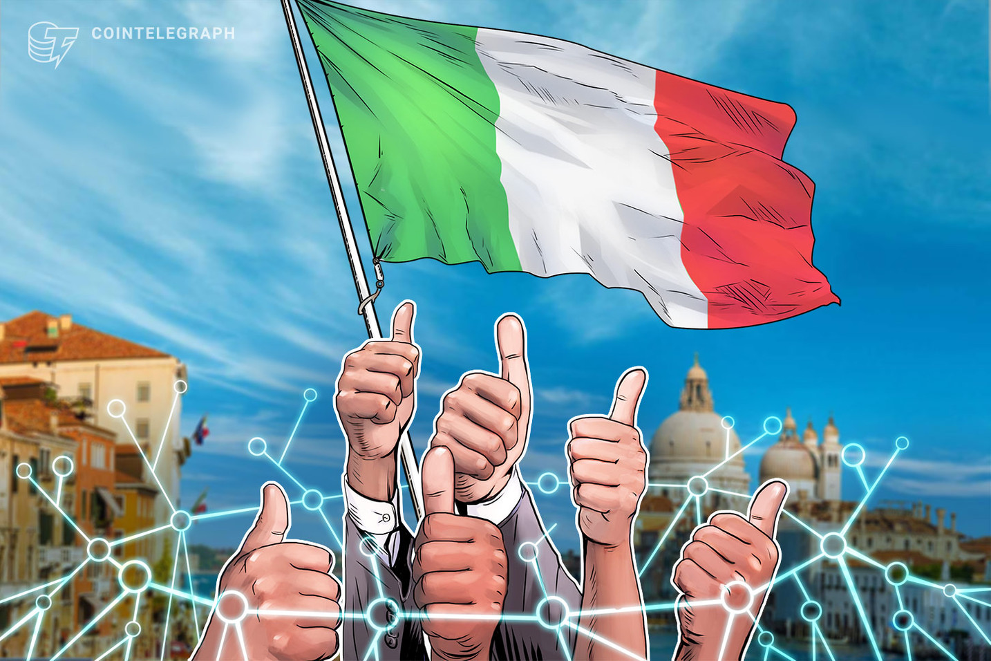 Italy to Enter European Blockchain Partnership, Local MP Confirms