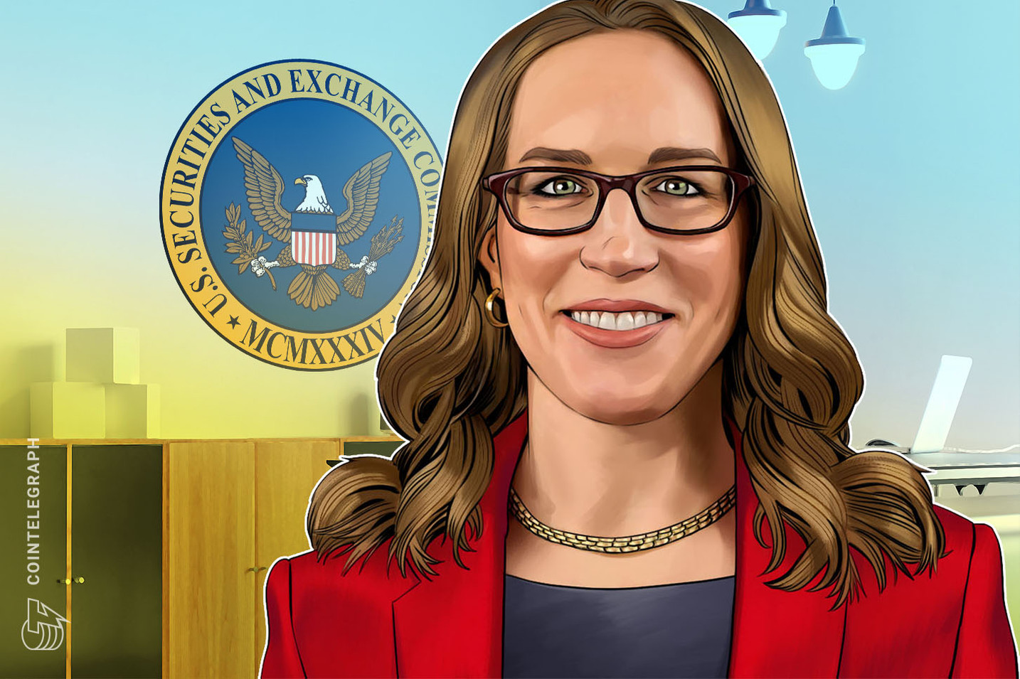 'Crypto Mom' SEC Commissioner Hester Peirce Voted in Until 2025