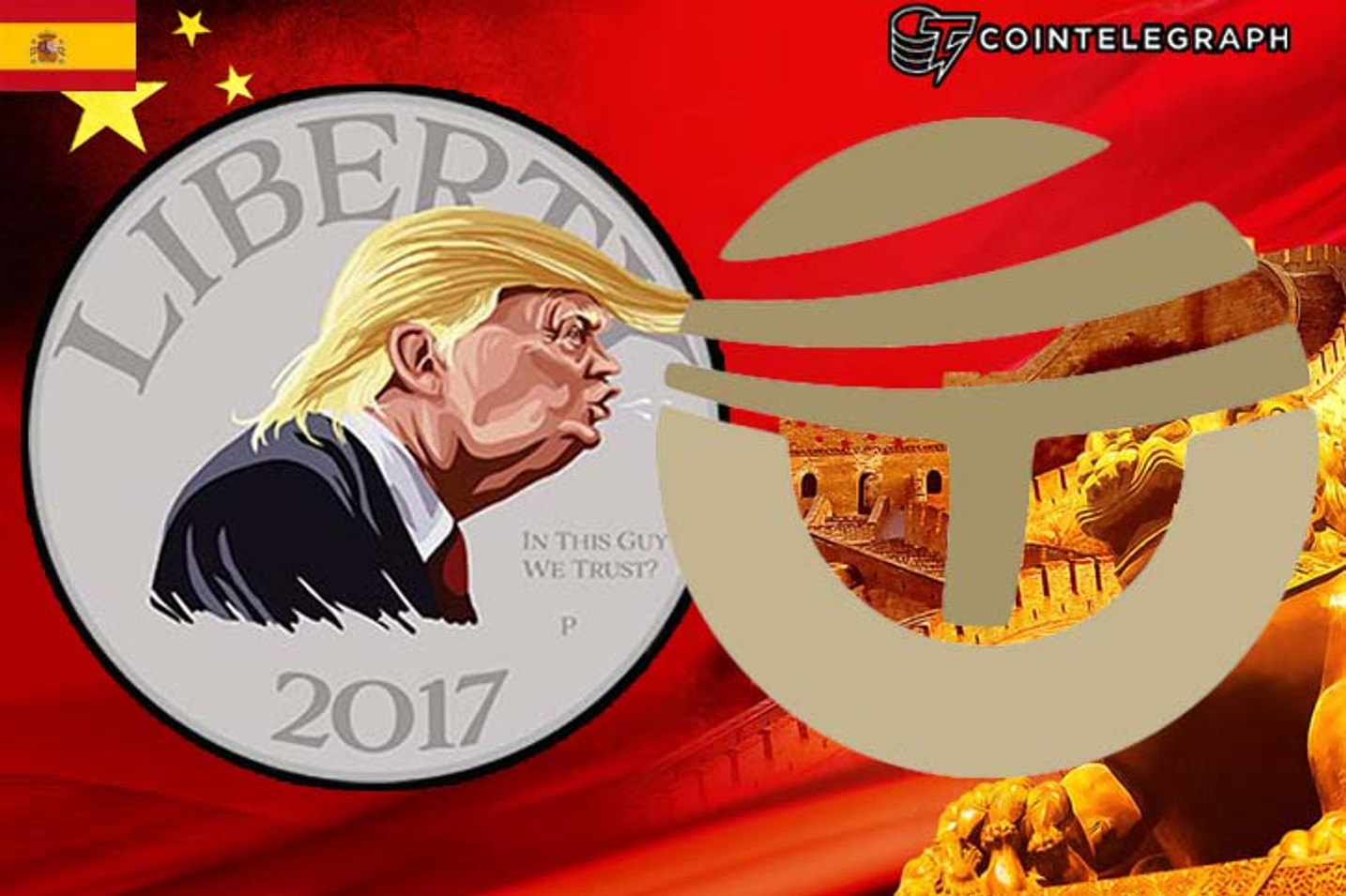 Donald Trump y su moneda virtual
