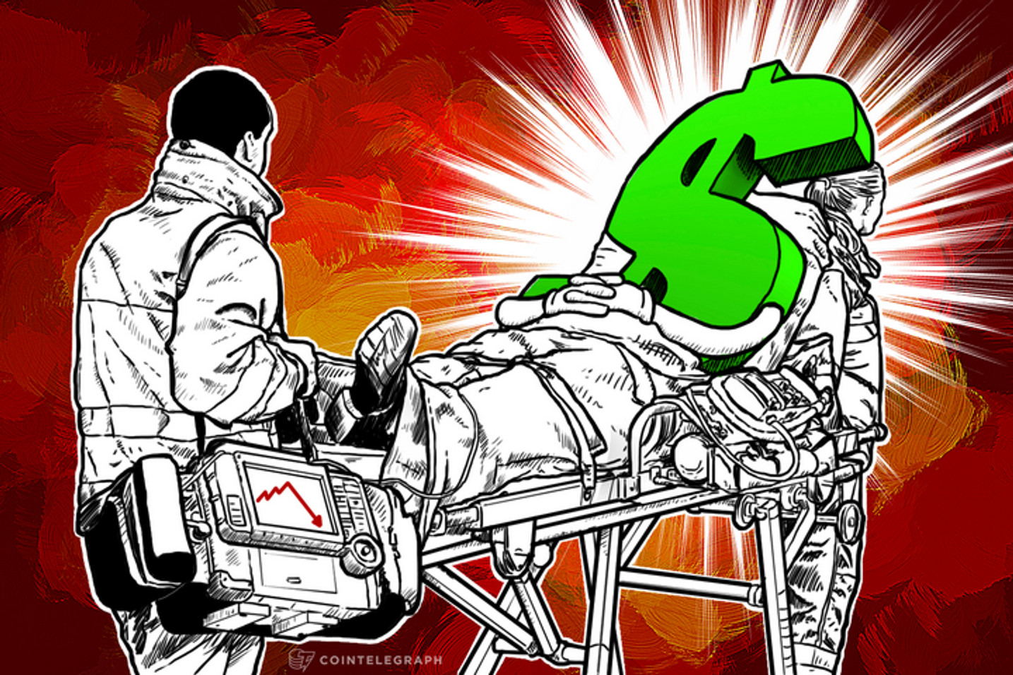 USD Drops 12% Against Bitcoin: Is the Dollar Dying? (Op-Ed)