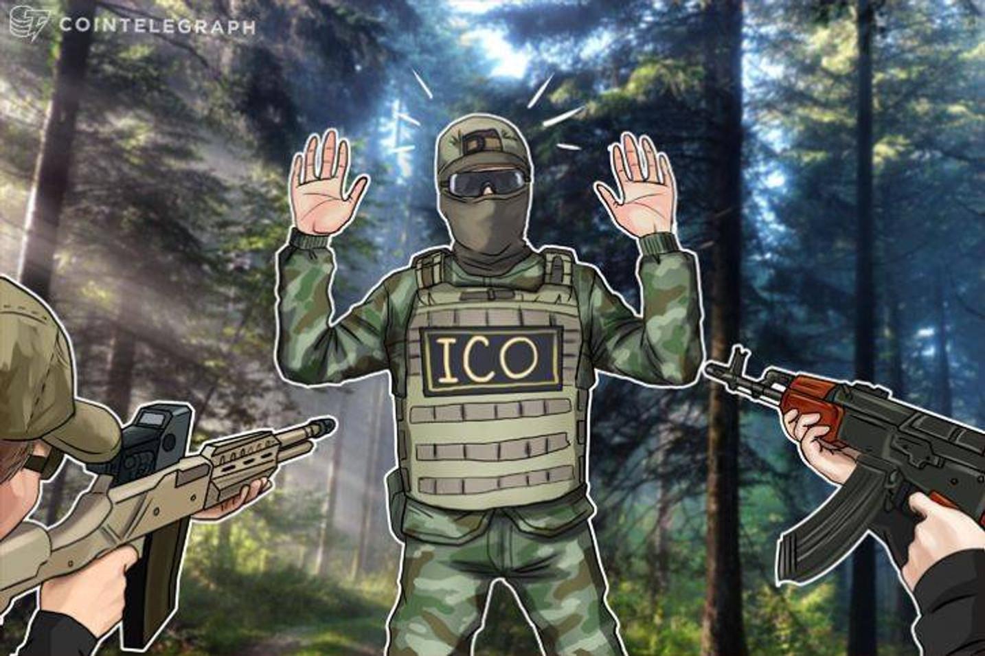 Colorado arremete contra duas empresas por promoção ilegal de ICO