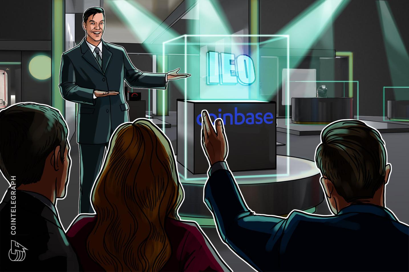 Coinbase está considerando una plataforma de ofertas iniciales de exchanges