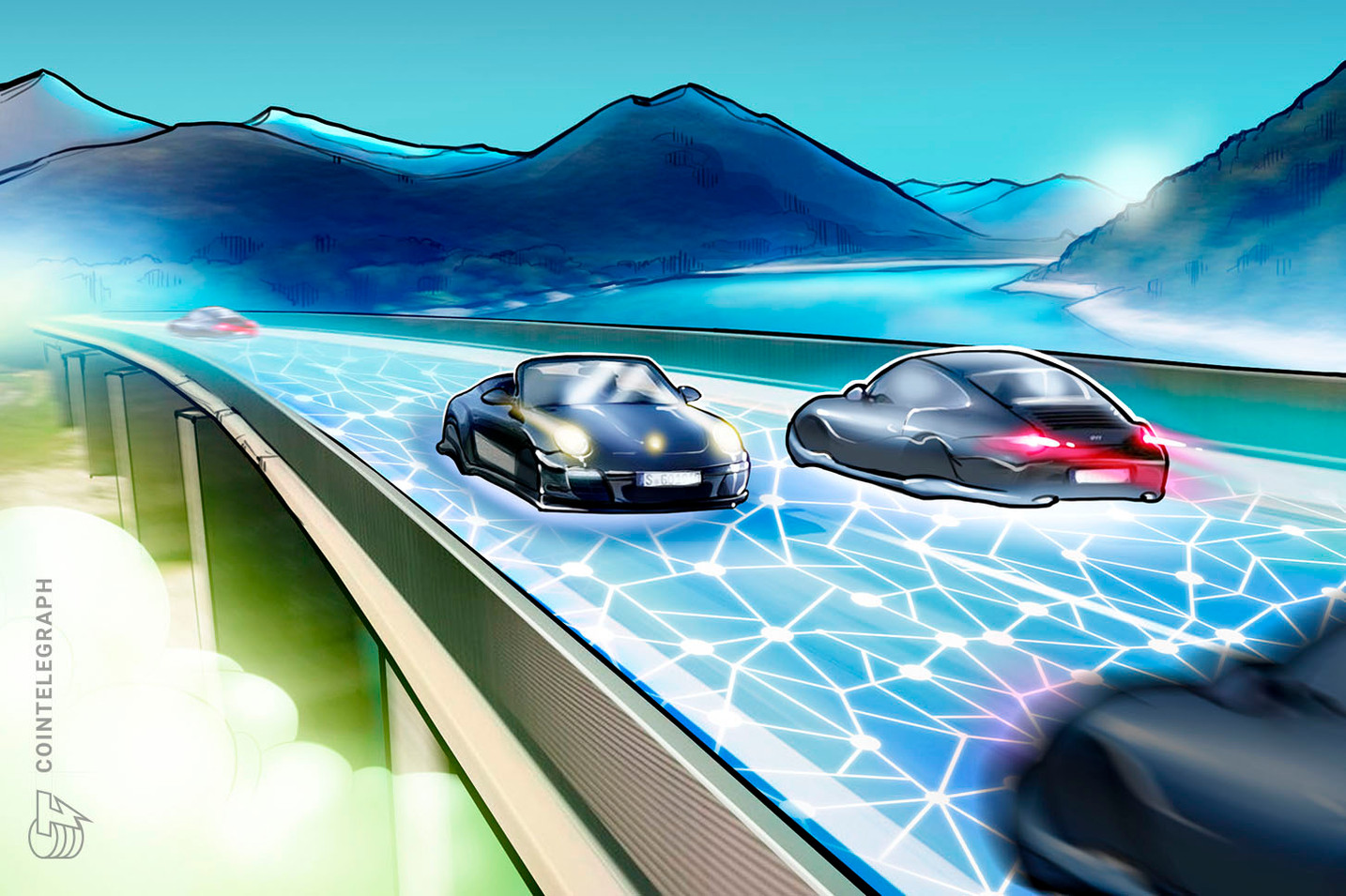 Porsche Backs Blockchain Platform for Vehicle Management in $6M Funding Round