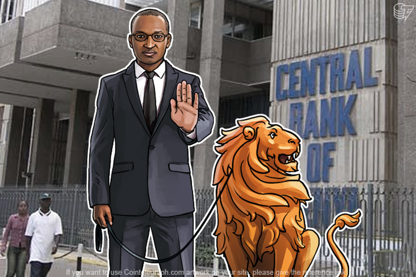 Kenyan Central Bank Warns that BTC is Unregulated. No Mention of Inflation
