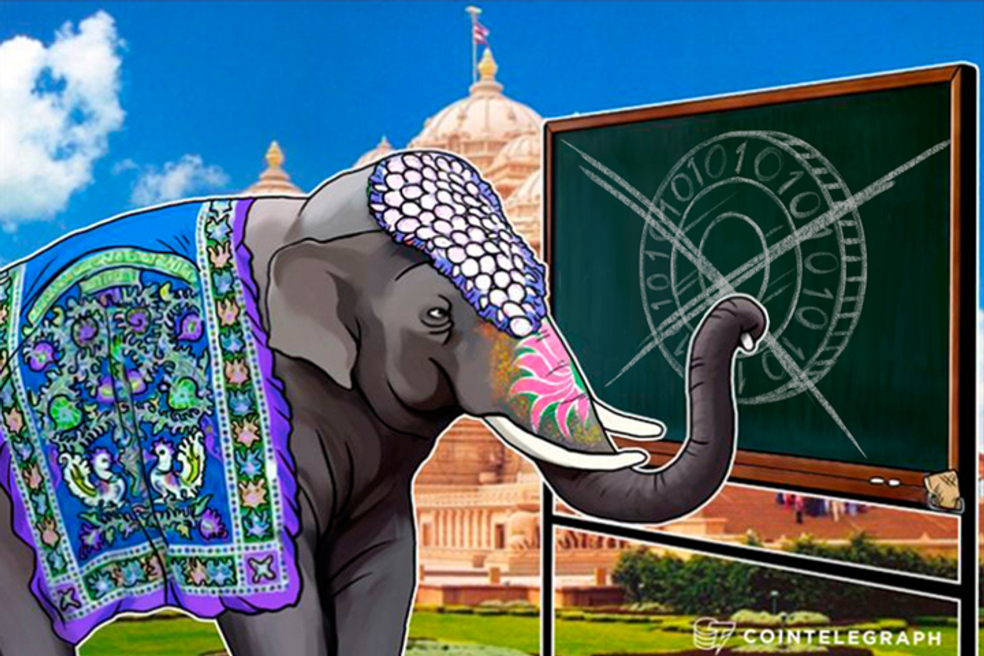 India: Two Crypto Exchanges Halt Trading, Blame 'Discouraging' Government Stance