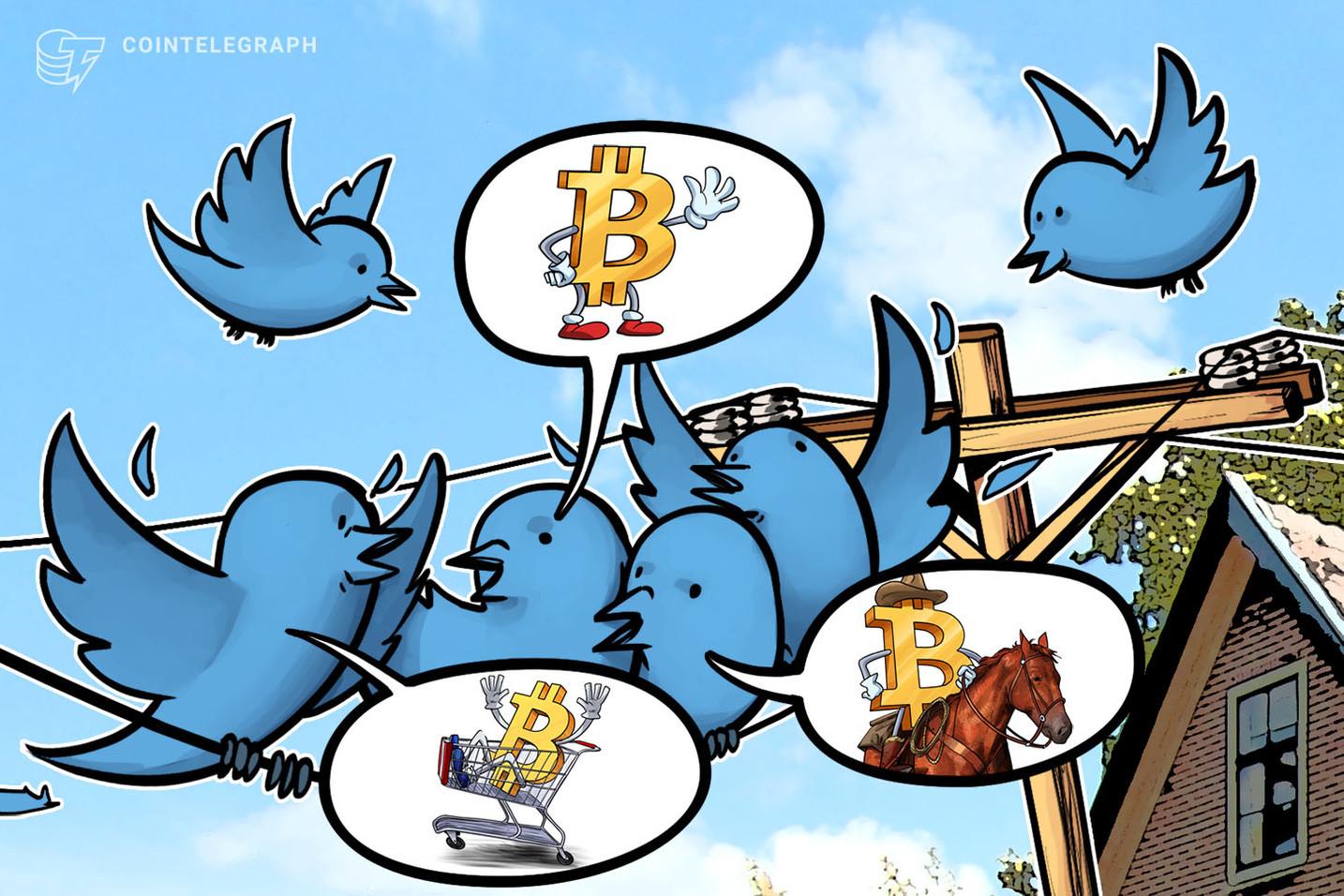 ツイッターで仮想通貨ビットコインの絵文字が追加|トレンド入り呼び掛け【ニュース】