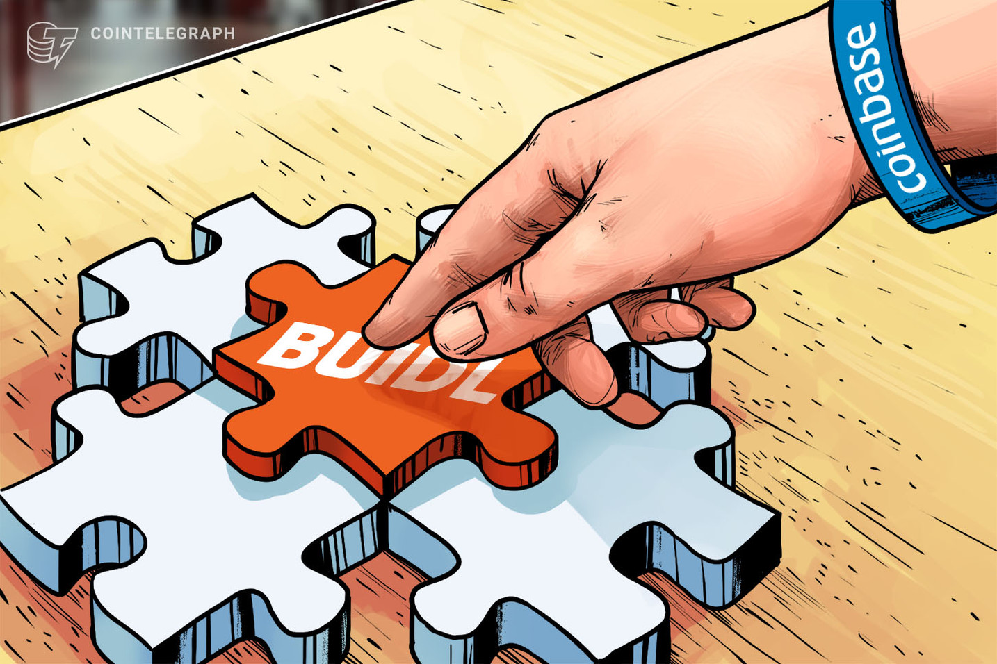 Crypto Exchange Coinbase Decides to Withdraw Its 'BUIDL' Trademark Application