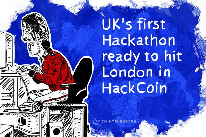 UK's first Hackathon ready to hit London in HackCoin