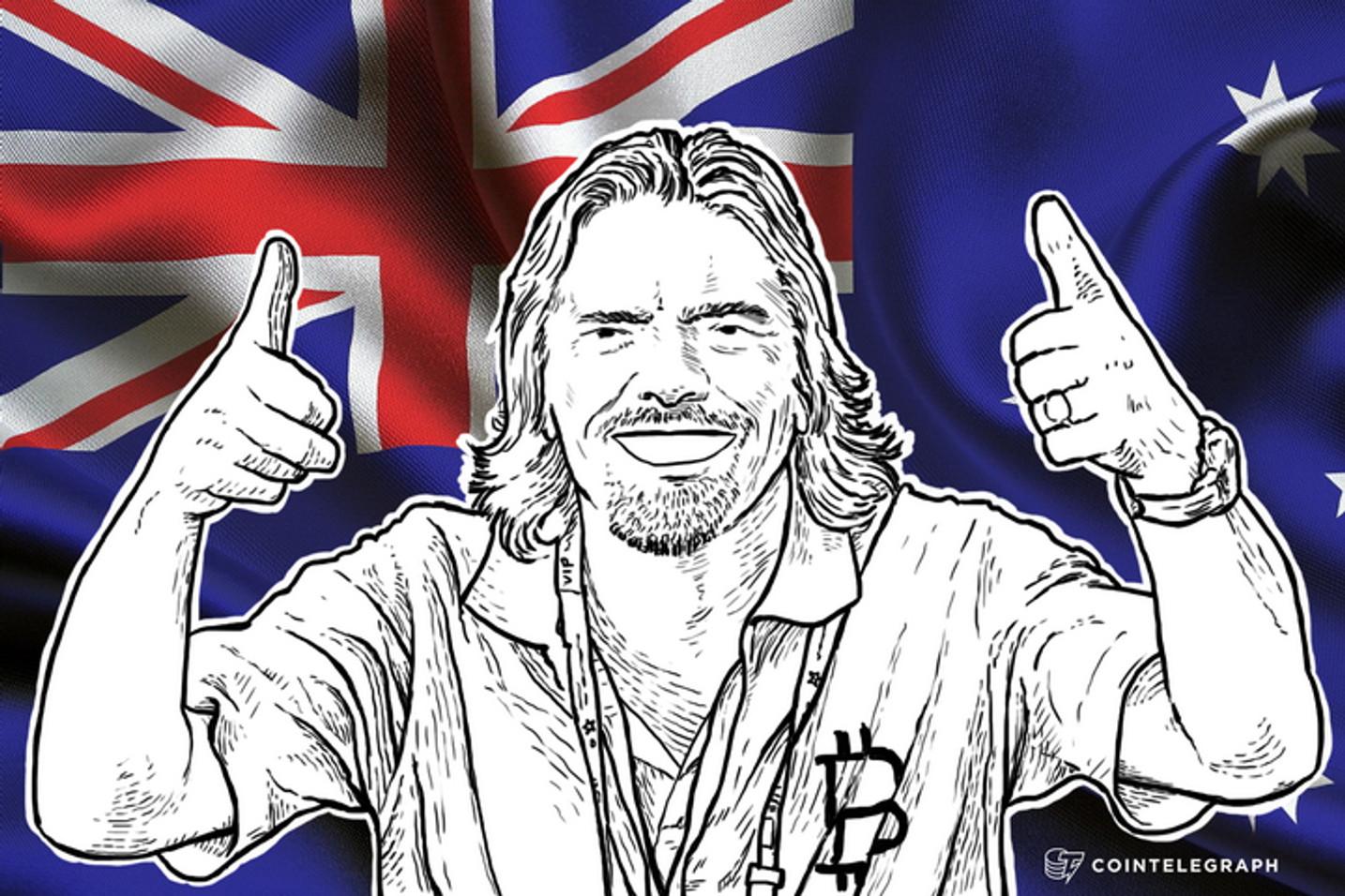 Sir Richard Branson Endorses the Australian Digital Currency Commerce Association