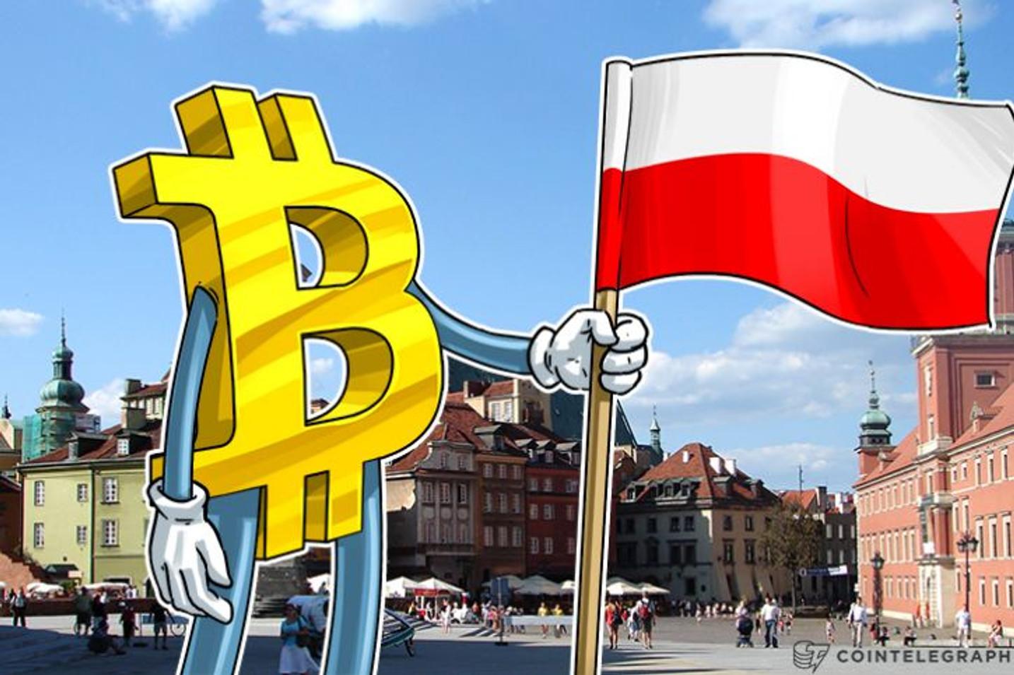 ポーランド政府が正式にビットコインや他の暗号通貨の取引を認知