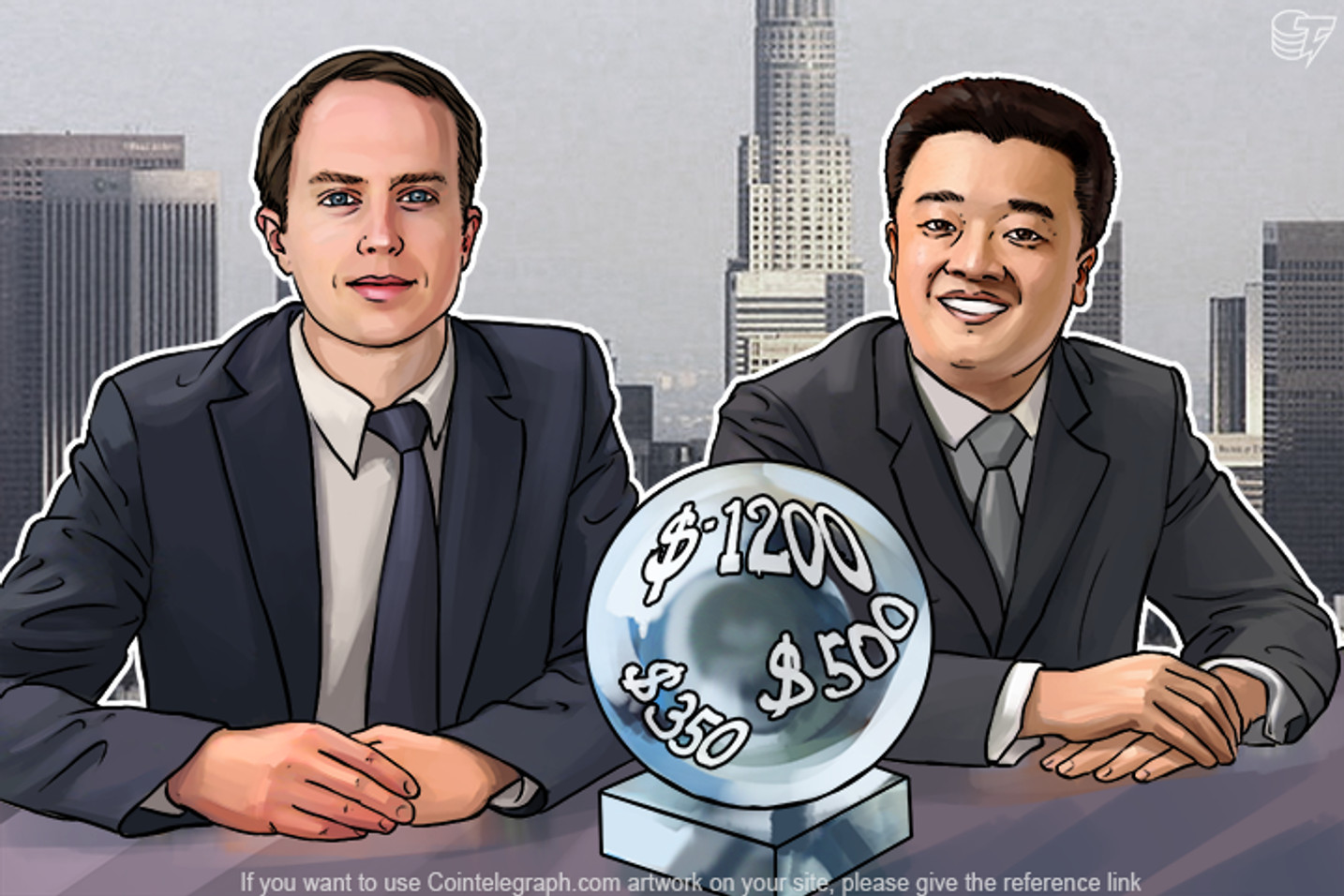 Expect Bitcoin Price to Reach US$1,200 or More Next Year, Experts Say