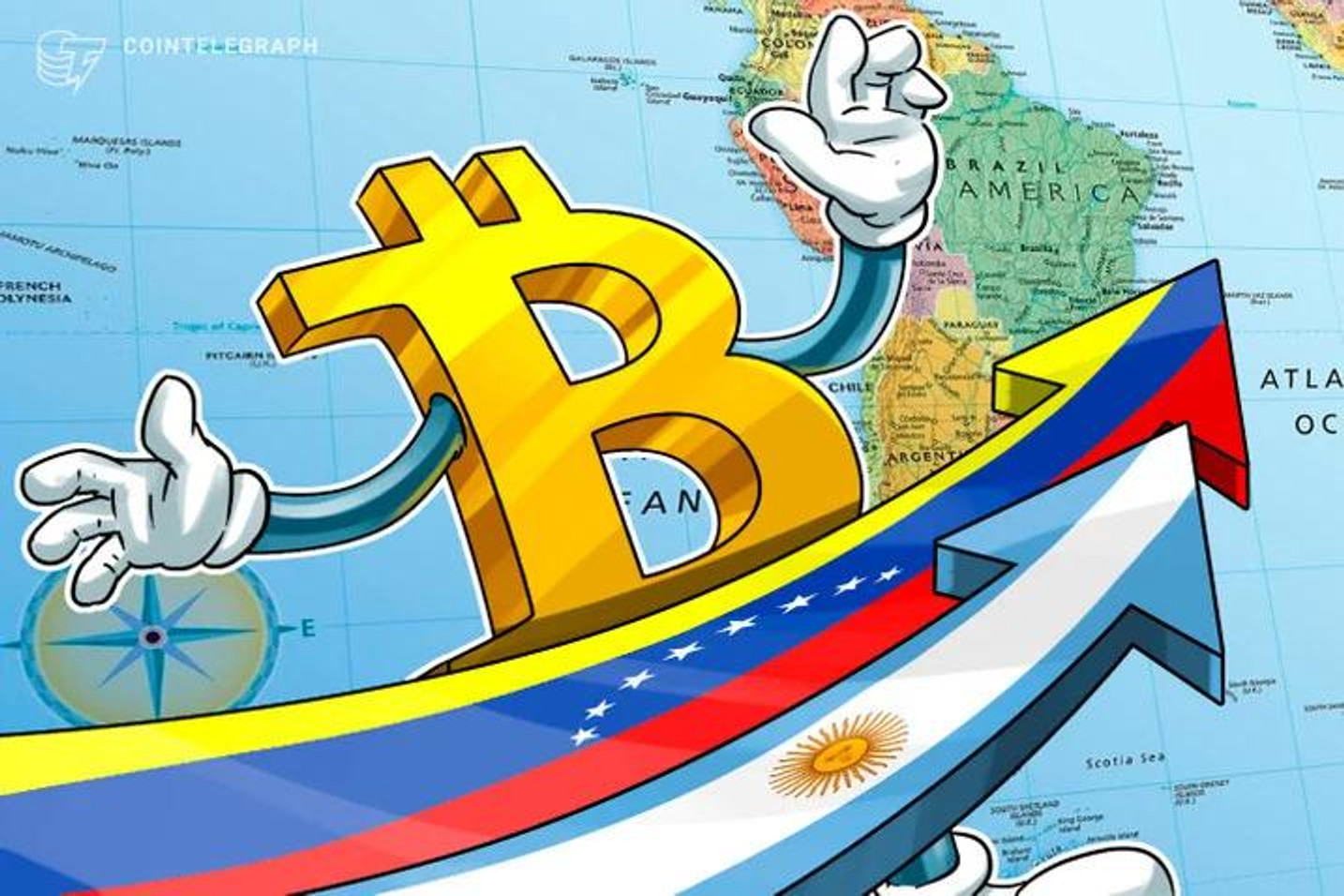 La crisis económica en Latinoamérica y el rol de Bitcoin