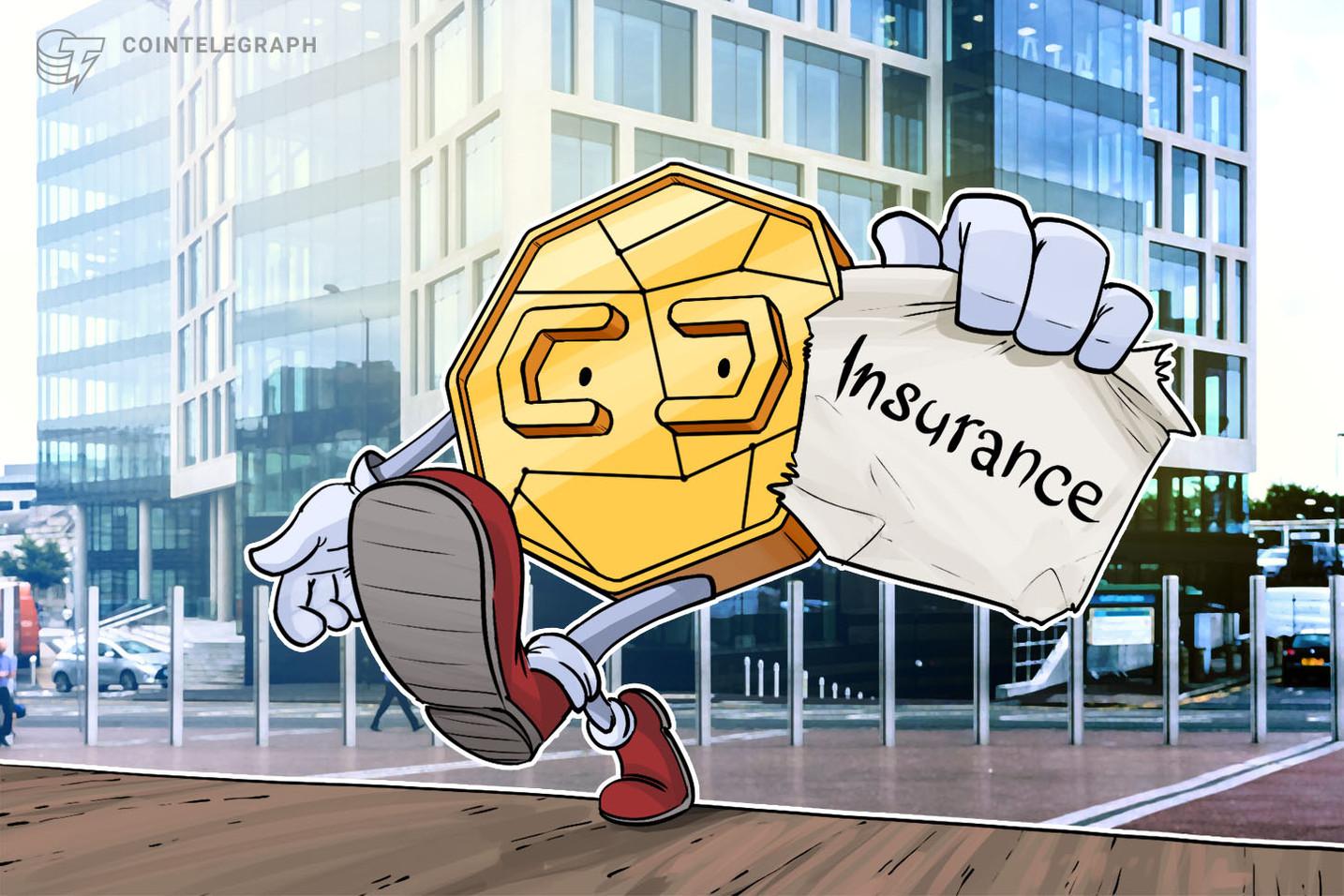 英国の仮想通貨保険コインカバー、盗難や損失を補償するサービスを公開