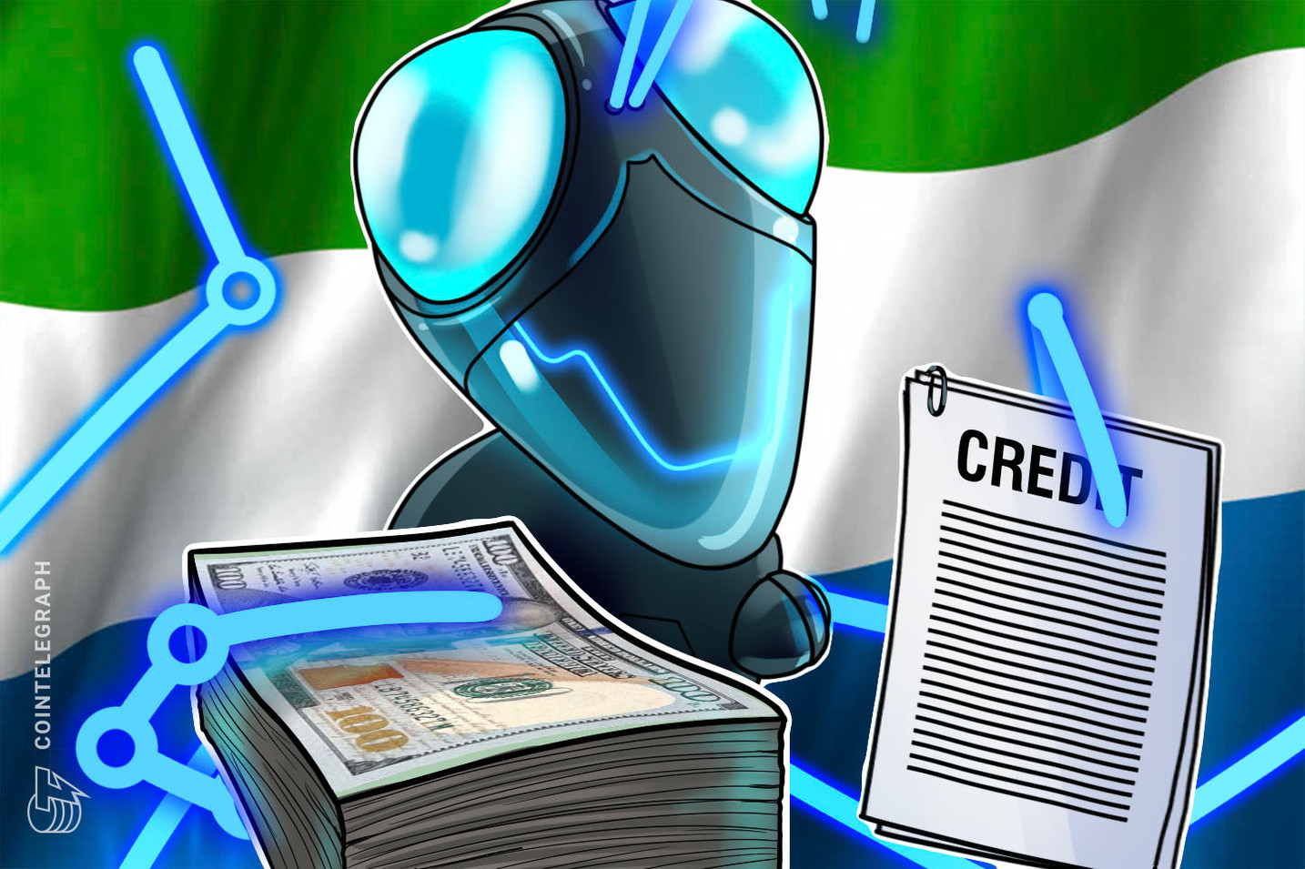 Nonprofit Launches Blockchain Platform for Credit History in Sierra Leone