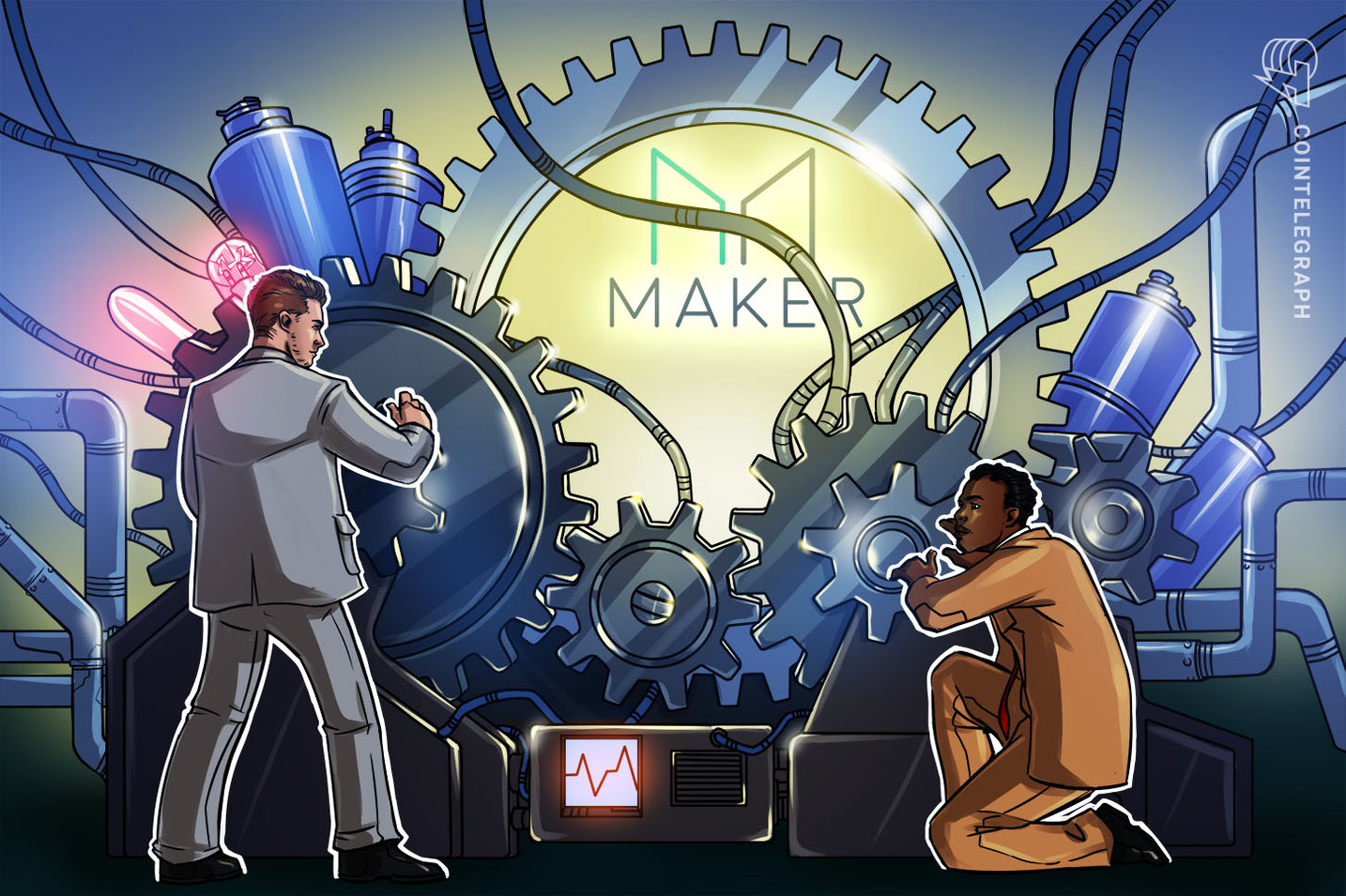 MakerDAO Community to Vote on Upgrades, Conduct Debt Auction