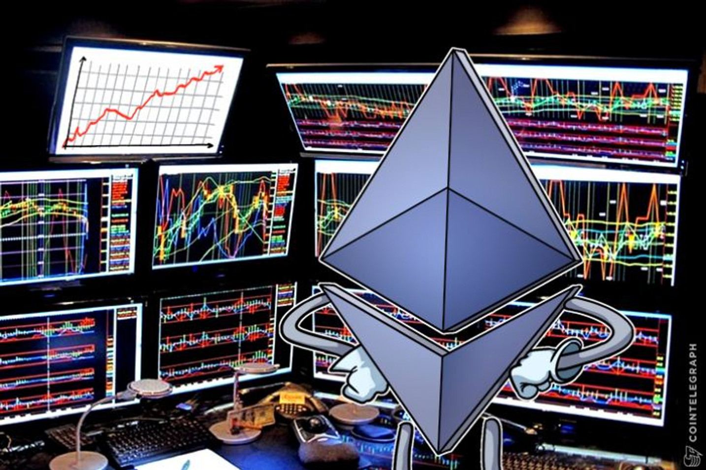 "Ethereum Price ""Dashes"" Past $100 As Altcoins Stage Another Comeback"