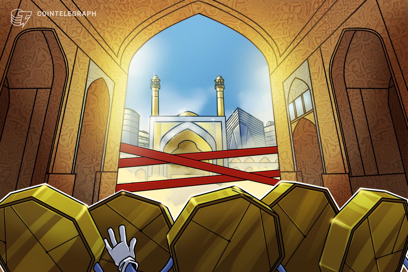"""O Irã, impactado por sanções, é um """"paraíso"""" para a mineração de Bitcoin, diz oficial do governo"""
