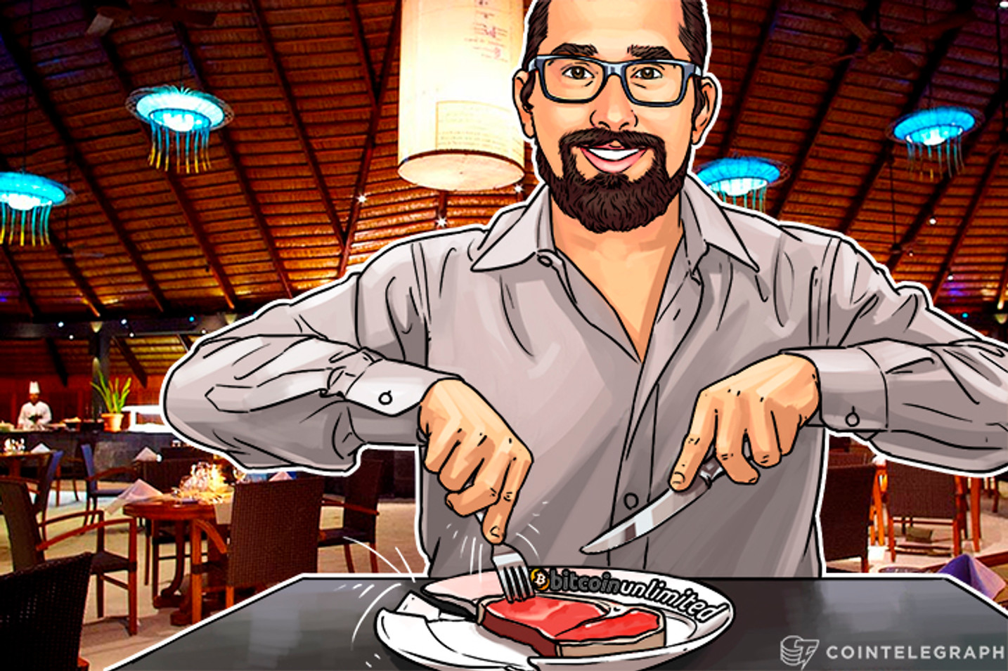 """Bitcoin Wallet Trezor Architect: """"Bitcoin Unlimited is Comedy Show"""""""
