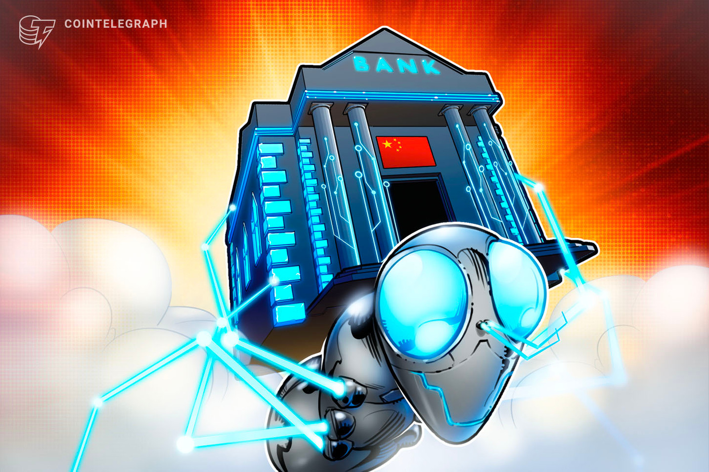 Banco de China utiliza blockchain para emitir bonos financieros por valor de USD 2,800 millones