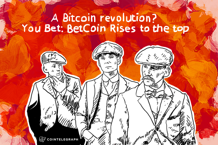 A Bitcoin revolution? You Bet: BetCoin Rises to the top