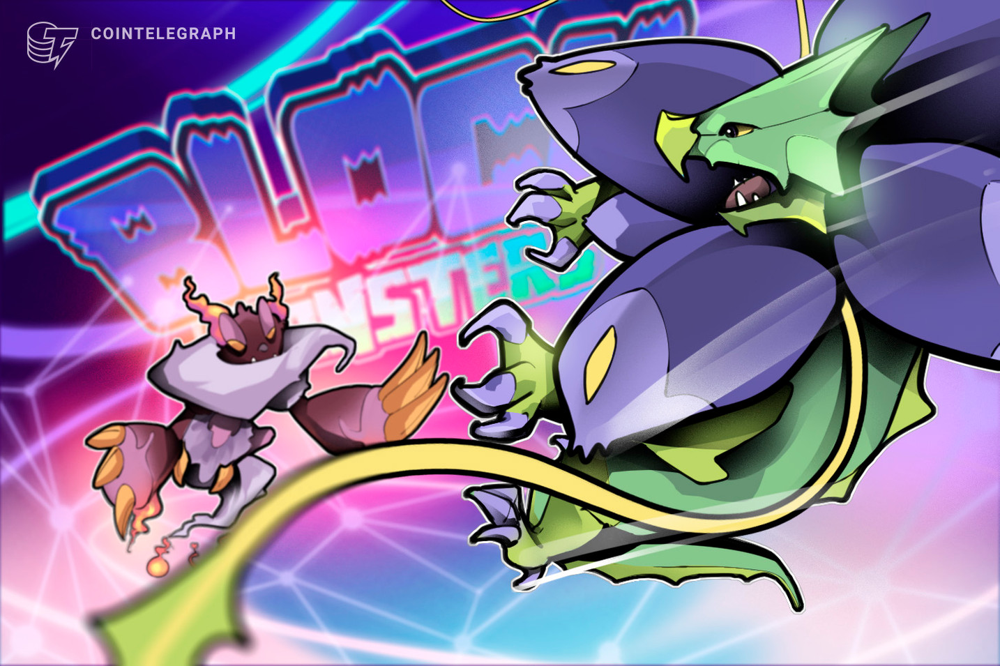 New play-to-earn NFT game ready to launch Booster packs that allow players to collect and battle NFT monsters