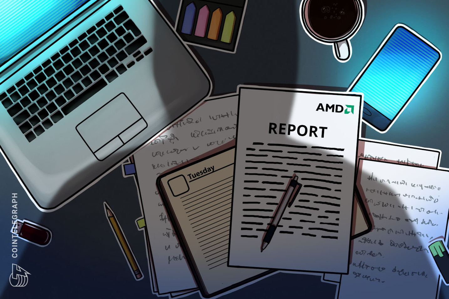 AMD zabeležio pad u prihodima tokom četvrtog kvartala