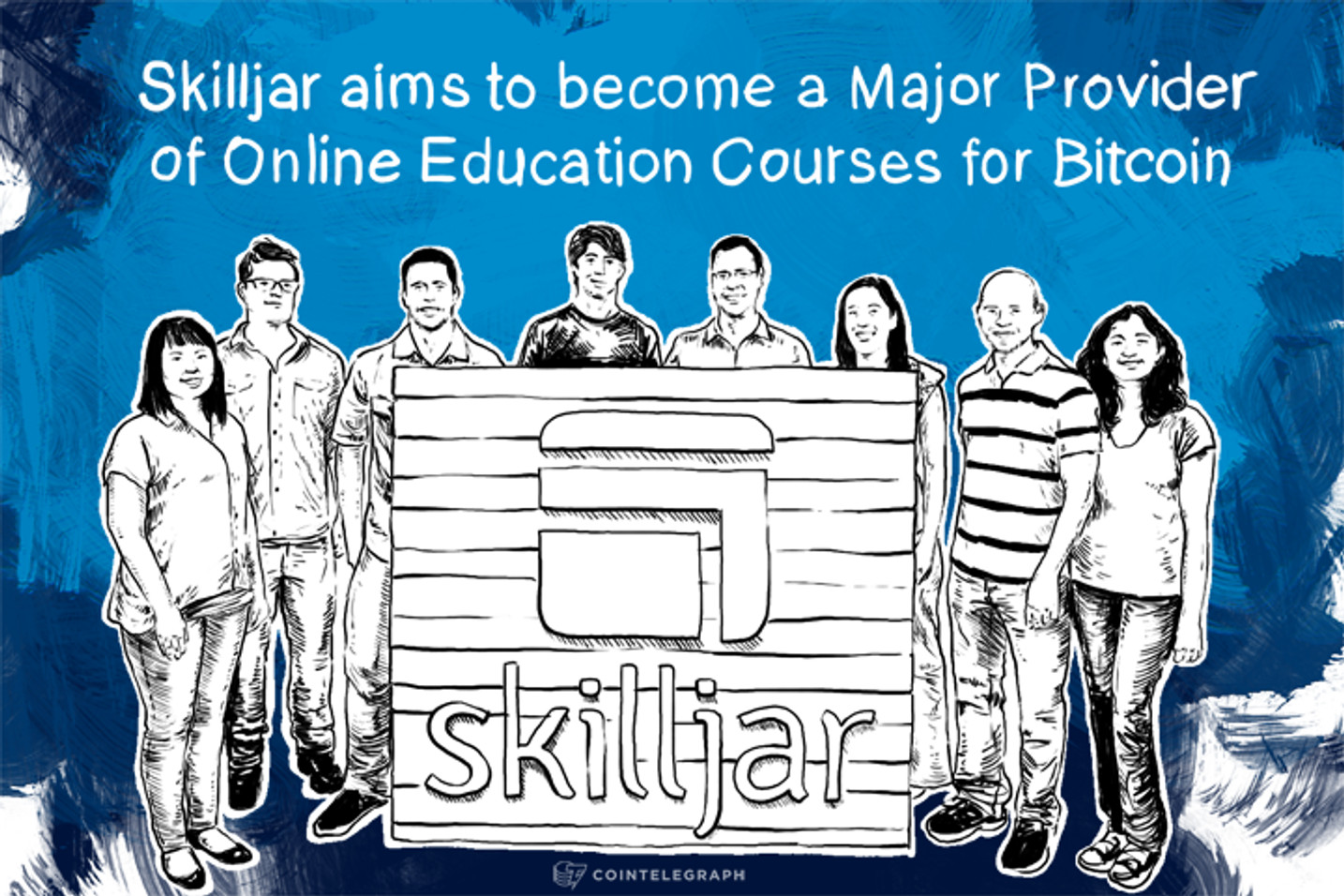 Skilljar aims to become a Major Provider of Online Education Courses for Bitcoin