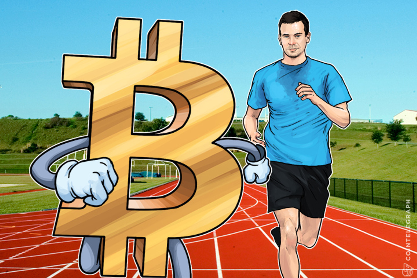 Bitcoin Valued at More Than Twitter Inc, Crosses $10Bn in Market Capitalization