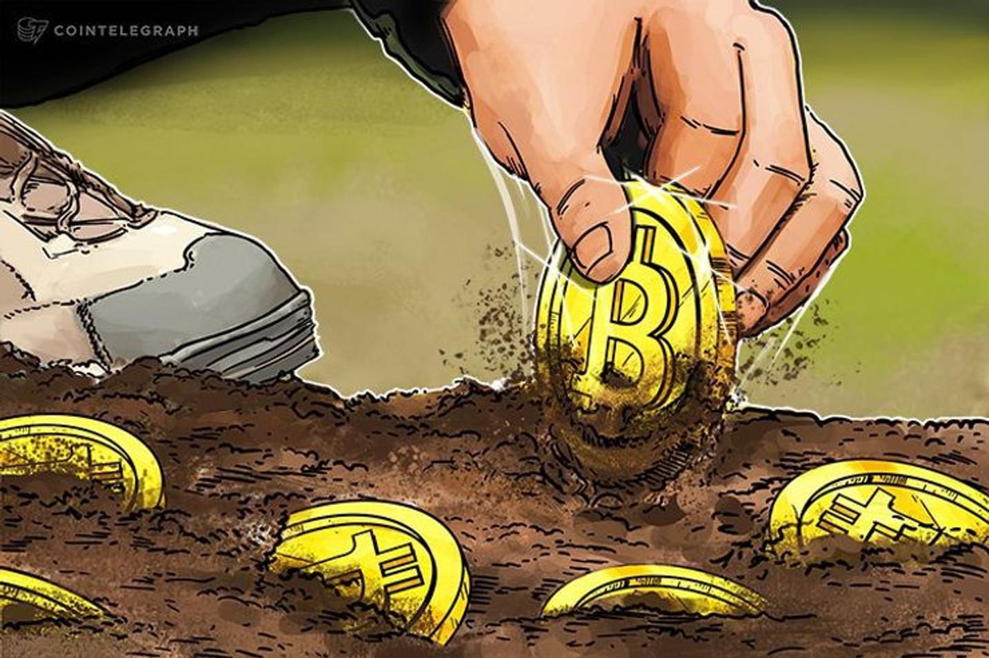 仮想通貨ビットコイン、次は悲鳴か バラードか