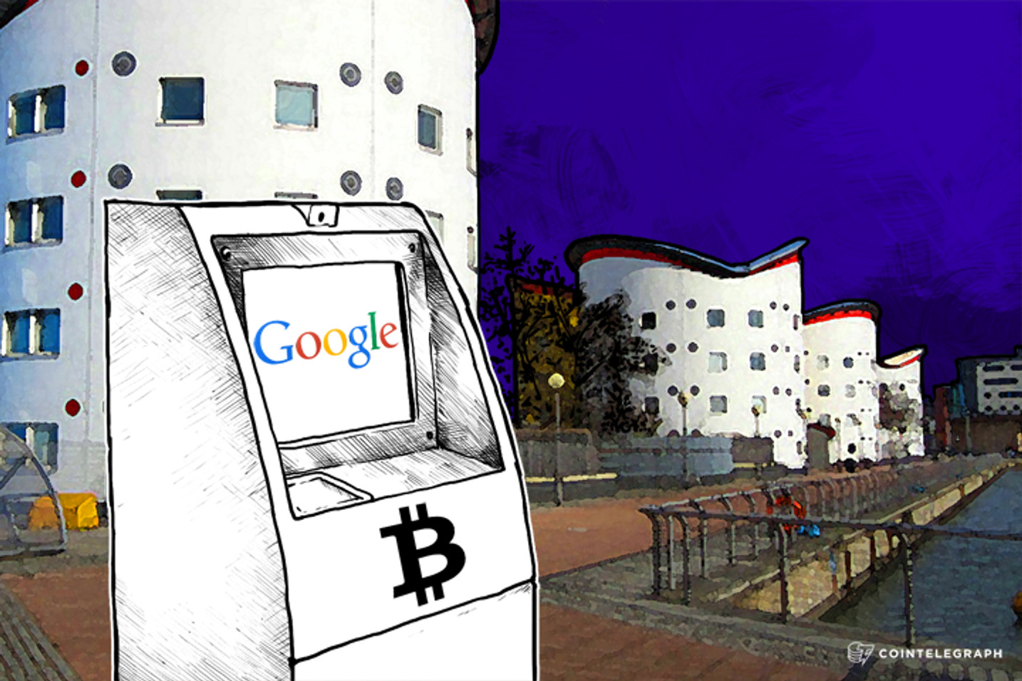 Google Deploys BTM at  London HQ with Unique Features