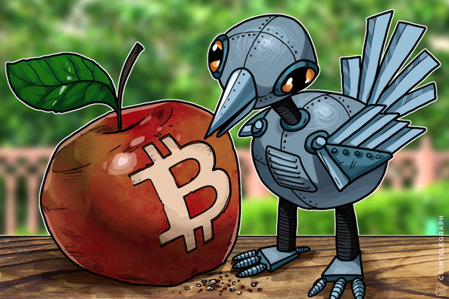 Organic Crypto Money vs. Debt Zombie's Fiat: Lessons of Biomimetics