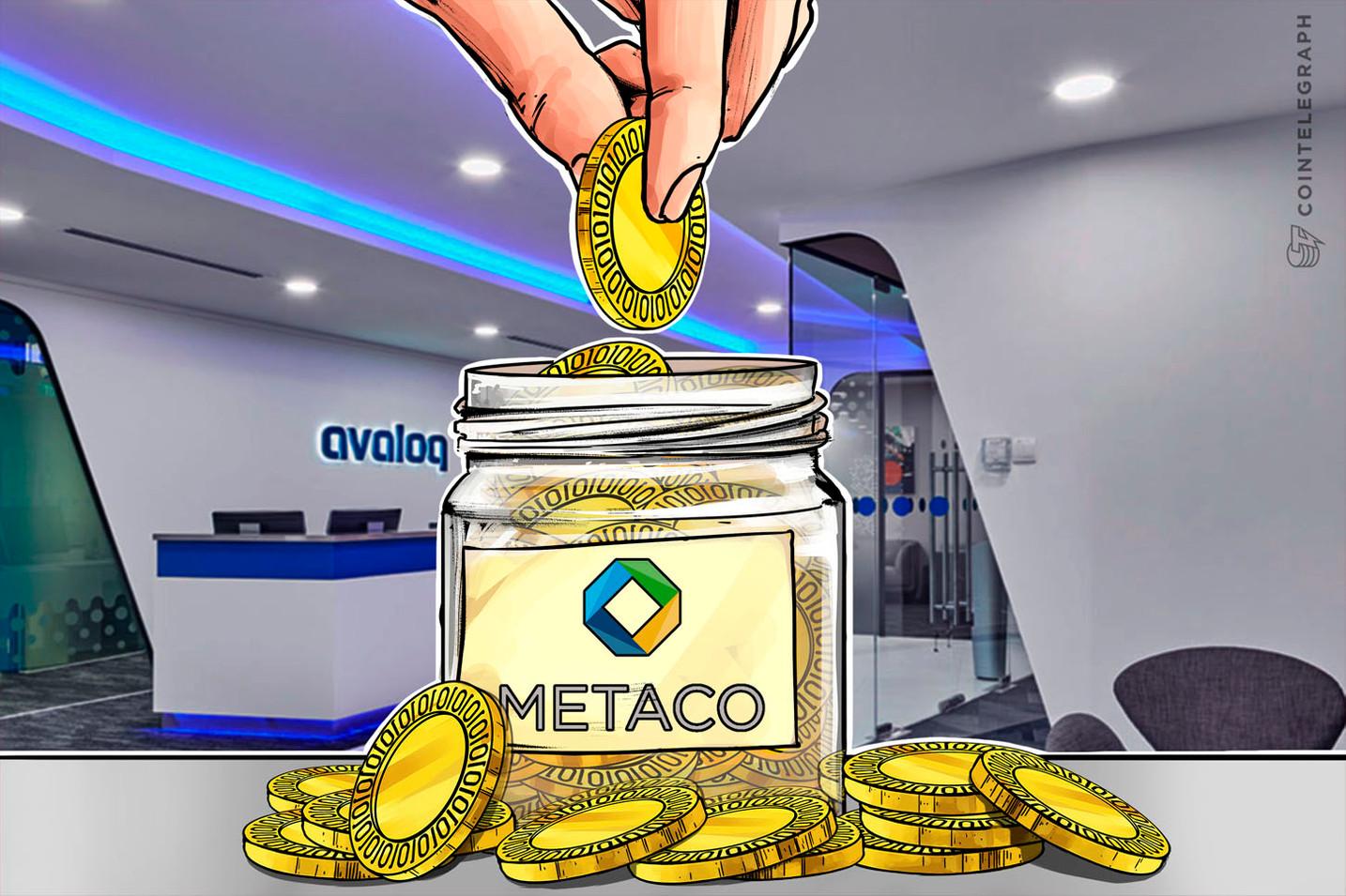 Avaloq, Swisscom und Sicpa investieren in Schweizer Blockchain-Spezialisten Metaco